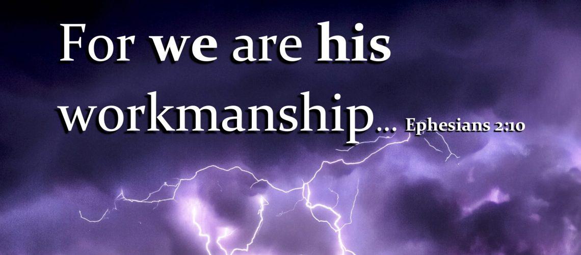 Ephesians 2.10