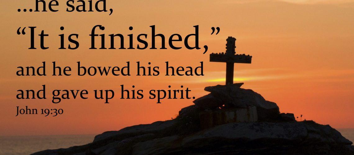 John 19.30