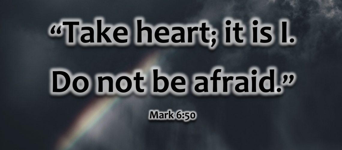 Mark 6.50